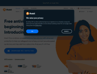 free.avg.de screenshot