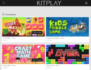 free.kitplay.mobi screenshot