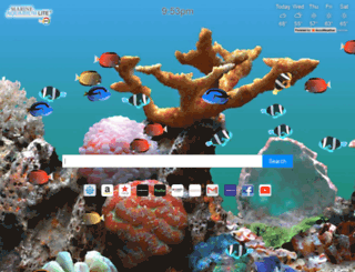 free.marineaquariumfree.com screenshot