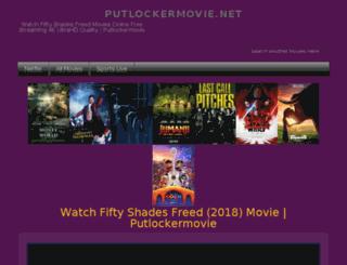 free.putlockermovie.net screenshot