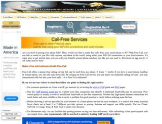 free.voip-guide.info screenshot
