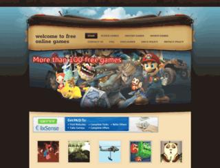 free1games.weebly.com screenshot