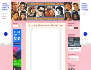 free4allmovie.blogspot.in screenshot