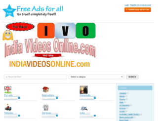 freeadsforall.com screenshot