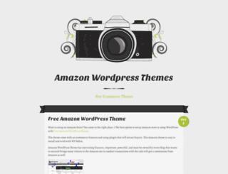 freeamazonwordpresstheme.wordpress.com screenshot