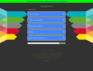 freeapk123.info screenshot