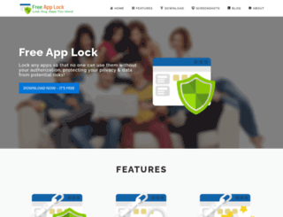 freeapplock.com screenshot