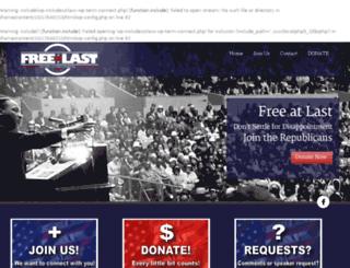 freeatlastpac.com screenshot