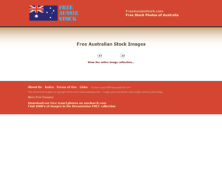 freeaussiestock.com screenshot