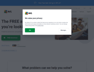 freeavg.com screenshot