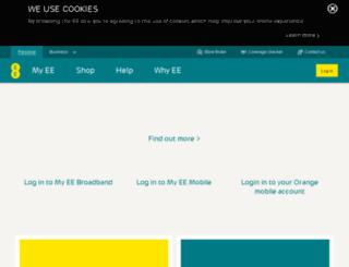 freebb.orange.co.uk screenshot
