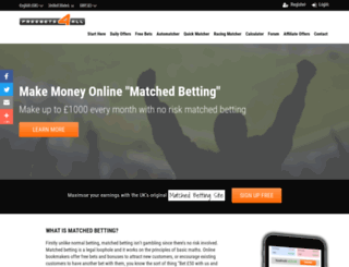 freebets4all.com screenshot