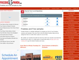 freebiepanda.com screenshot