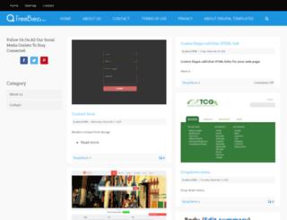freebiezz.com screenshot