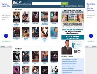 freebillionairebooks.com screenshot