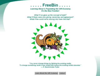 freebin.org screenshot