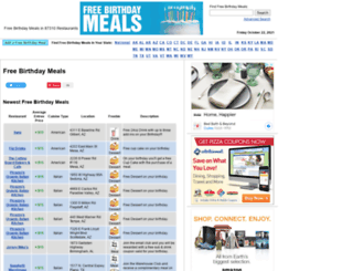 freebirthdaymeals.org screenshot