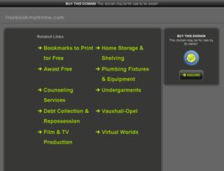freebookmarknow.com screenshot