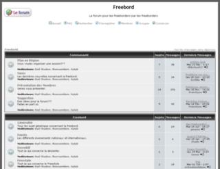 freebord.go-board.net screenshot