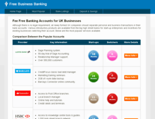 freebusinessbanking.org.uk screenshot