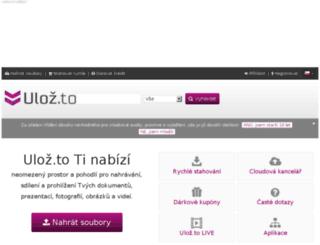 freecache18-free.uloz.to screenshot