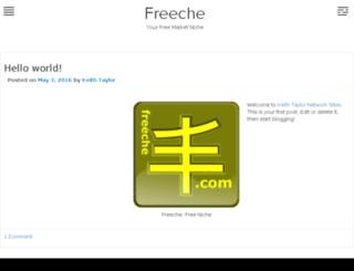 freeche.com screenshot