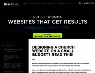 freechurchwebdesigns.com screenshot