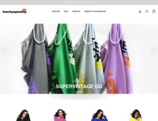 freecitysupershop.com screenshot