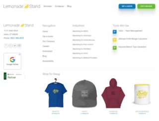 freecustomwebsite.com screenshot