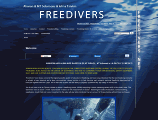 freedivers.net screenshot