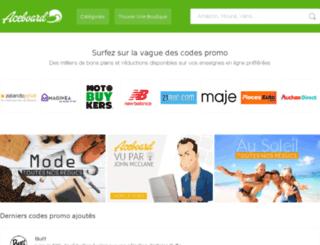 freedivx.aceboard.fr screenshot