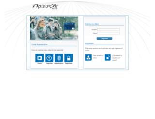 freedom.com.ec screenshot