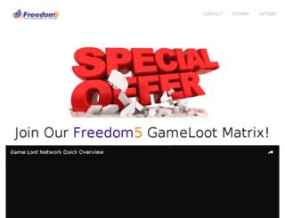 freedom5.net screenshot