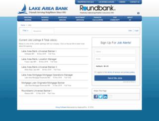 freedombank.iapplicants.com screenshot