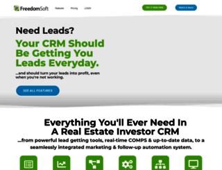 freedomsoft.com screenshot