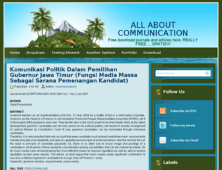 freedownload-communication.blogspot.com screenshot