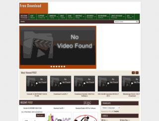 freedownload24soft.blogspot.com screenshot