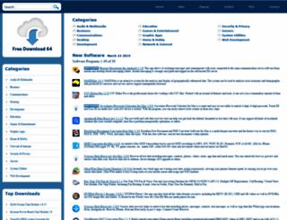 freedownload64.com screenshot