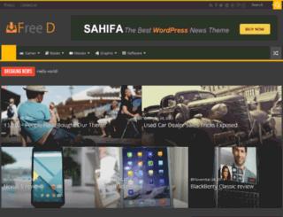 freedownloadeverything.com screenshot