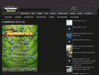 freedownloadringtone.org screenshot