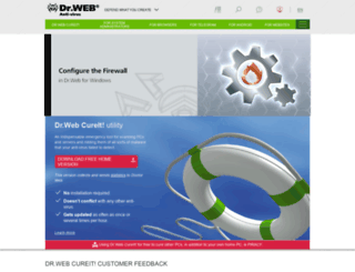 freedrweb.com screenshot