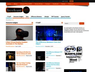 freefeast.info screenshot