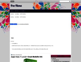 freefilona.blogspot.com screenshot