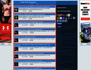 freeflpprojects.blogspot.fr screenshot