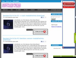 freefullversionsoftwares4u.blogspot.com screenshot