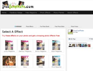 freefunphoto.com screenshot