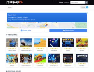 freegame24.net screenshot