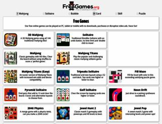 freegames.org screenshot