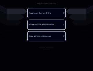 freegames4brains.com screenshot
