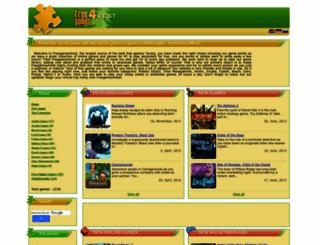 freegames4rest.com screenshot